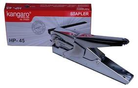 Kangaro Stapler HP-45/ Nickel Plated (Pack of 1)