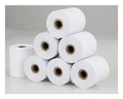 Set of 20 KGD - 2 Inch EDC Machine Thermal Paper Rolls