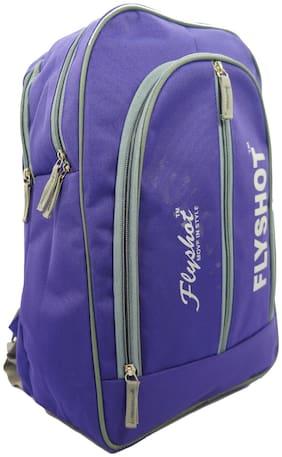 Kidz 17 School bag - Purple