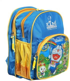KIM BAG HOUSE 15 School bag - Blue