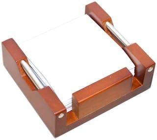 Knott wood & axis finish slip holder with slips