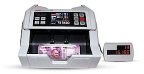 Kores EasyCount 452 Mix Value Currency Counting New 2000 & 500 notes with Fake Note Detector