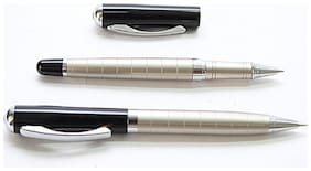 Laps of Luxury Gift set of a Designer Roller and a Ball pen