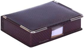 Leatherman Leather Slip Box in Brown