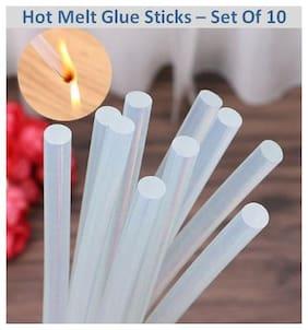 """""""Leavess"""" Glue Gun Stick (Pack of 10 Sticks)"""