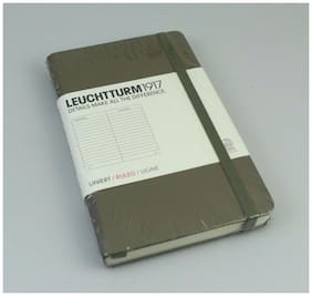 Leuchtturm1917 Pocket Note Book Lined Taupe
