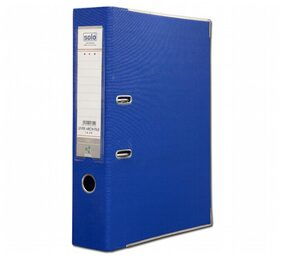 Lever Arch File (pack Of 2) - Blue