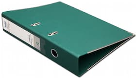 Lever Arch File (pack Of 2) - Green