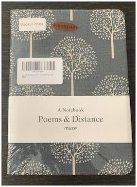 Linen Cloth Notebook/journal NIP