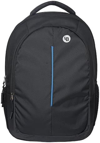 LIONBONE 30 ltrs School bag - Black