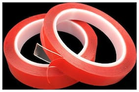 Lovato Double Sided Acrylic Foam Tape 48mmx25m (Pack of 2)