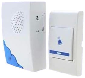 Lovex Wireless Multi Music Door Bell Alarm For Offices (Assorted Design)