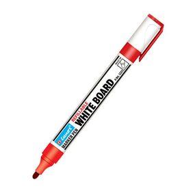 Luxor Red Refillable White Board Marker Pen