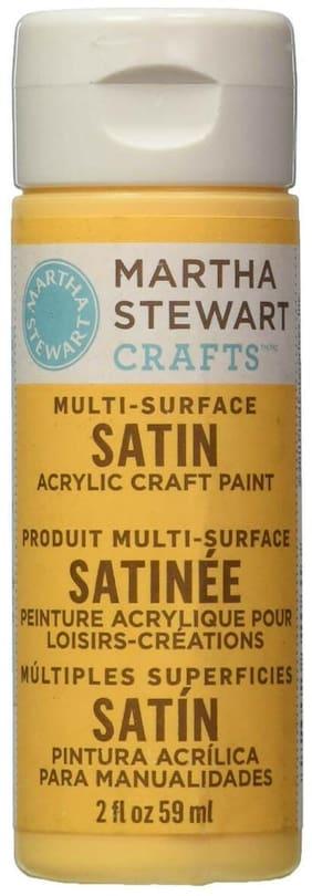 Martha Stewart Multi-Surface Satin Acrylic Paint 2OZ OR 6OZ YOUR CHOICE OF COLOR