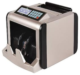 Money Counting Machine with Duplicate Note Checking