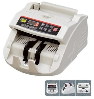 Money Counting Machine From Strob Hl 2100 Loose Note Cash Currency Counter