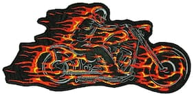 Motohog Unique Embroidered Sew Patch(Multi)