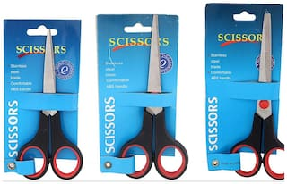 Premsons Multi Purpose Scissor 3pc Set