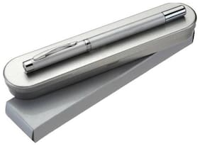 Multipurpose Ball Pen (Silver Color) Pack of 1