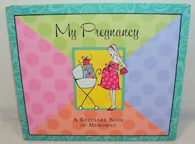 My Pregnancy - A Keepsake Book Of Memories (Maternity Journal) Baby Shower Gift