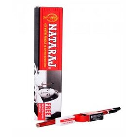 Nataraj 621 Pencils (Pack Of 10)