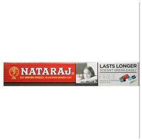 Nataraj 621 Writing Pencil (Pack Of 100 Pencils + 20 Sharpeners + 10 Erasers)