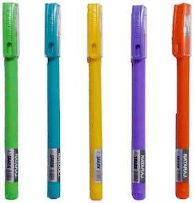 Nataraj Publishing Ball Pen ( Blue , Set of 50 )