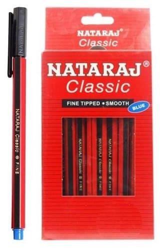 Nataraj Classic Ball Pen (Pack Of 100)