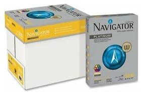 """Navigator Platnium Office Multipurpose Paper - For Laser Print - Letter - 8.50"""""""
