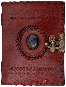NeoFeral Genuine Leather Handmade Multi-Purpose Diary