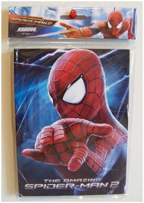NEW SPIDER-MAN 2 HARD COVER 40 PAGE JOURNAL  MARVEL ~ GET KIDS WRITING