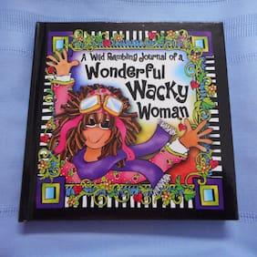 "NEW Suzy Toronto Journal, ""Wild Rambling of a Wacky Woman"", from Enesco"