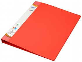 New Uniqlip File (pack Of 5) - Red