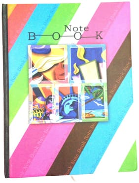 Note Book A5 Hard Cover No.45