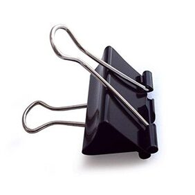 Oddy Binder Clip 25Mm