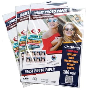 Officeco Photo Paper A4 180GSM 50Sheets