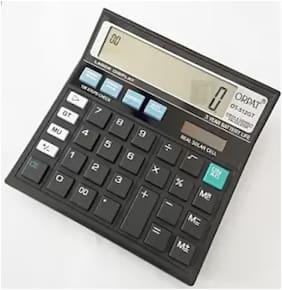 Orpat 0.47 Calculator OT-512GT Basic Black