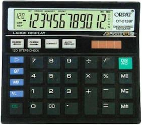 Orpat 0.49 Calculator OT-512GT Basic Black