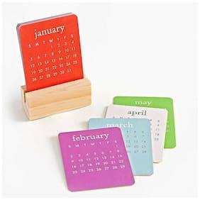 Paper Source - Calendar - Colorscope - 2020