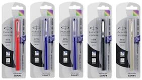 Parker Beta Standard CT Ball Pen (Pack of 5)