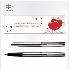 Parker Frontier SS Roller Ball Pen ( M- 1)