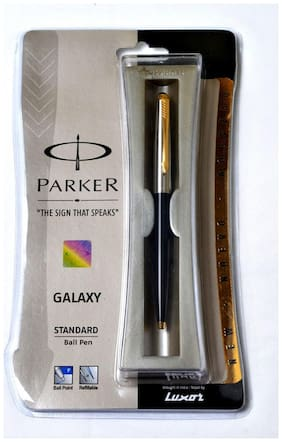 Parker Galaxy Standard Ball Pen (Pack Of 2)