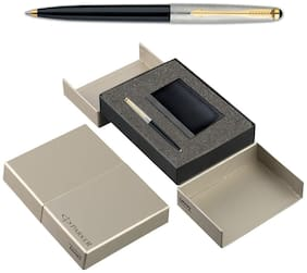 Parker Glaxy STD GT Ball Pen With Card Holder