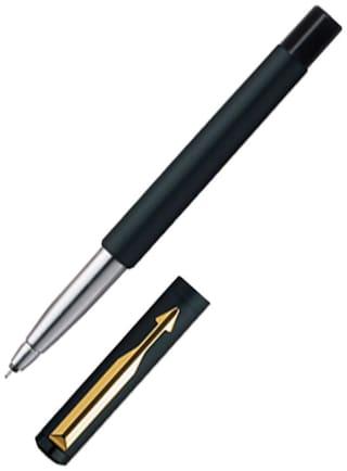 Parker Vector Matte Black GT Roller Ball Pen