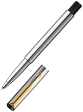 Parker Vector Stainless Steel GT Roller Ball Pen