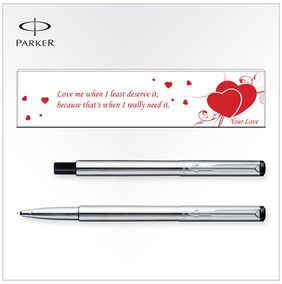 Parker Vector SS CT Roller Ball Pen