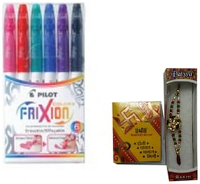 Pilot Frixion Colour (Pack Of 6)