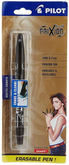 Pilot Frixion Roller Ball Pen Black
