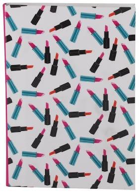 Pinaken Matt And Gloss Multicolor Luxury Flexible Paper Cover Notebook 7x5