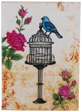 Pinaken Vintage Bliss Multicolor Luxury Flexible Paper Cover Notebook 6x4